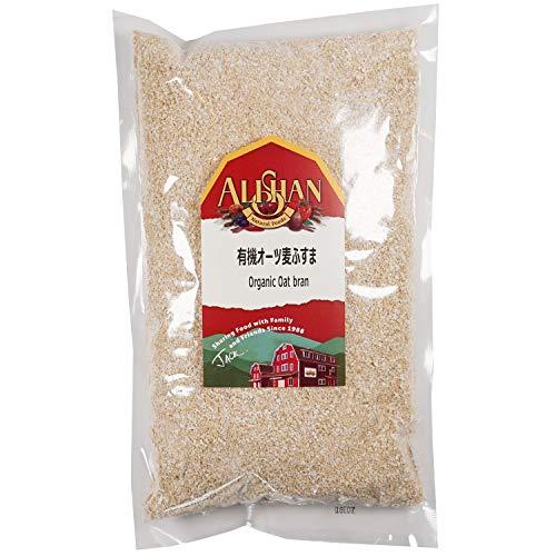 アリサン オ−ツ麦ふすま 500g