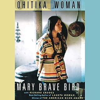 Ohitika Woman audiobook cover art