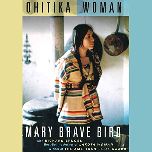 Ohitika Woman audiobook cover art