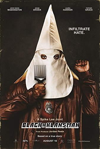 lunaprint Blackkklansman Movie Poster 70 X 45 cm