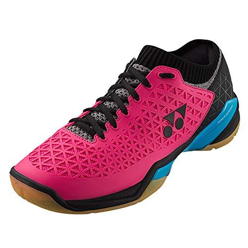 YONEX Power Cushion Eclipsion Z Pink Mens Indoor Court Shoes - 7.0 / Pink/Blue/D Medium