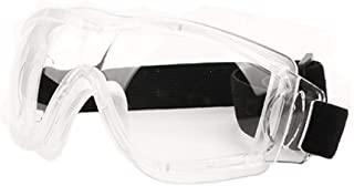 Safety Glasses,spiid Protective Goggles Anti-UV400&Scratch Resistant Eye Impacted Sealed Protective Work Goggles Over Spec...