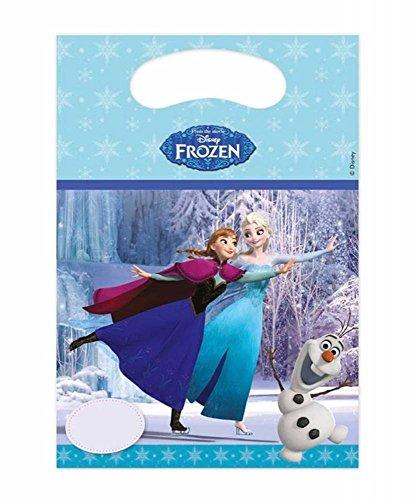 Frozen - Bolsa cumpleaños Unique Party