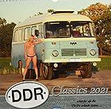 Erotikkalender 'DDR-Classics' 2021: Schärfer als die VoPo erlaubt (hätte)... (Technikkalender)