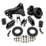 ReadyLift 66-2726 2.5' Leveling Kit with Track Bar Relocation Bracket For F250/F350/F450 Ford, 2011-2018, 1 Pack