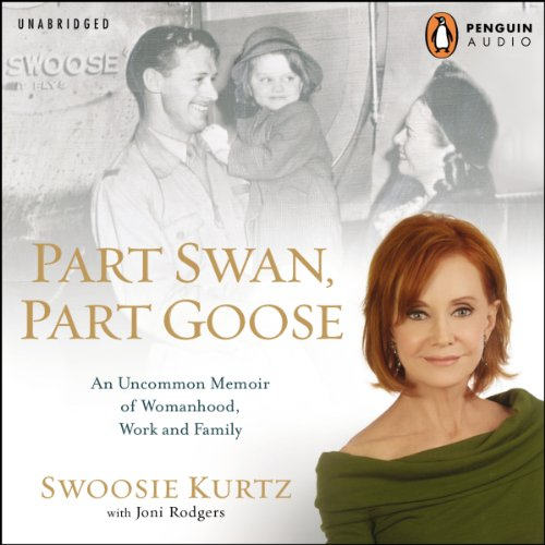 Part Swan, Part Goose cover art