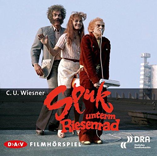 Spuk unterm Riesenrad: Filmhörspiel (2 CDs)