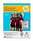 HP Photo Paper, Glossy, 5x7, 20 Sheets