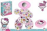 ColorBaby Hello Kitty 48407 - Hello Kitty - Set Maquillaje 5 Niveles
