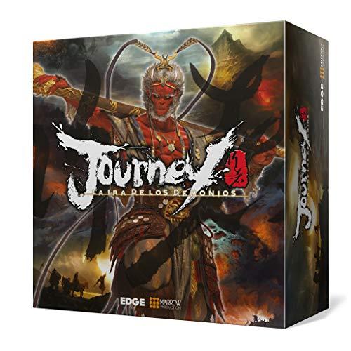 Edge Entertainment - Journey: la Ira de Los Demonios (EEMWJW01) , color/modelo...