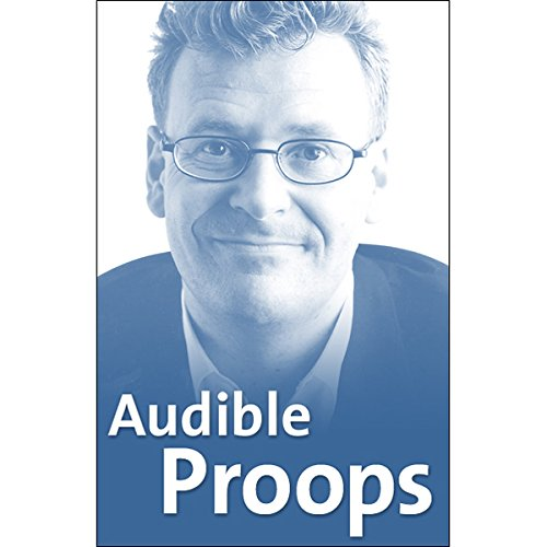 AudibleProops 61 audiobook cover art