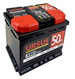 URSUS URS3391 Batteria Auto 50 AH