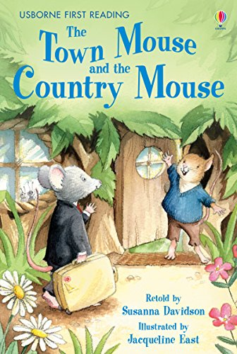 The Town Mouse and the Country Mouse: For tablet devices (First Reading Level 4) (English Edition)