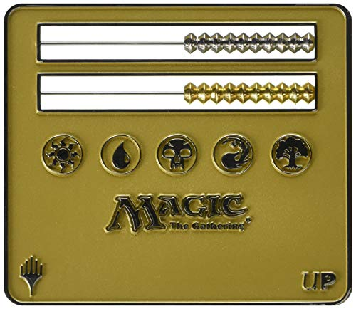 Ultra Pro Life Counter - Gold Abacus Life Counter for Magic: The...