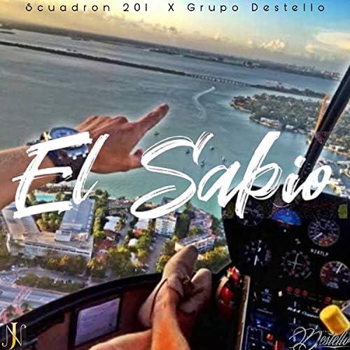 Grupo Destello Official feat. Grupo Scuadron 201