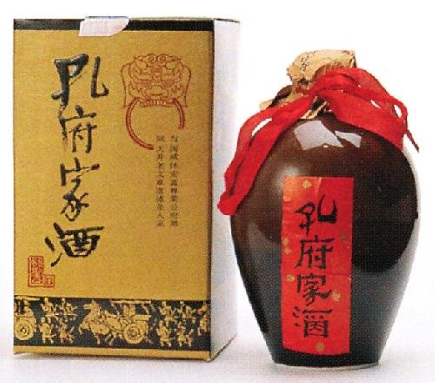 クラシッククラシック内陸孔府家酒 (壺) 39度 500ml