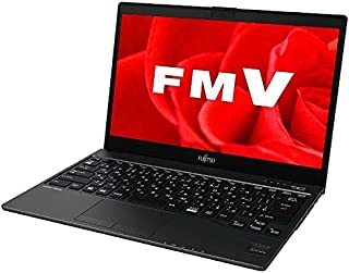 富士通 13.3型ノートパソコン FMV LIFEBOOK UH90/B3 ピクトブラック FMVU90B3B