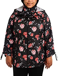 Details Women's Plus Size Packable Anorak Jacket