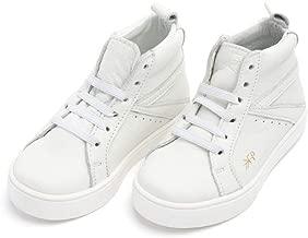Freshly Picked - Little/Big Girl Boy Kids Leather High Top Sneaker - Little Kid Sizes 5-13