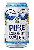 C2O Pure Coconut Water | Plant Based | Non-GMO | No Added Sugar | Essential Electrolytes | 10.5 FL...