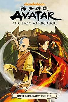 Avatar: The Last Airbender - Smoke and Shadow Part One by [Gene Luen Yang, Gurihiru]