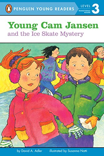 Young Cam Jansen and the Ice Skate Mystery (English Edition)