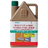 アズマ 洗剤 アクリガード1LH.B 正味量:1,000㎖ 塗るだけ手軽なノンバフタイプの樹脂系ワックス。