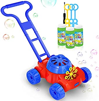 Bubbart Automatic Bubble Machine Lawn Mower