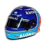 Réplica 1:2 Casco Fernando Alonso '24h Daytona 2019'