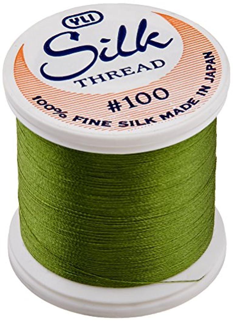 Silk Thread 100 Weight 200 Meters-