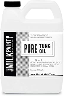 Real Milk Paint Pure Tung Oil - 32 oz