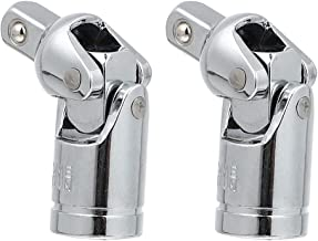 Scicalife 2 Pcs 1/4 Gimbal Joint Socket Uttagen Nyckel Reparationsverktyg Rotary Gemensamma Ärma