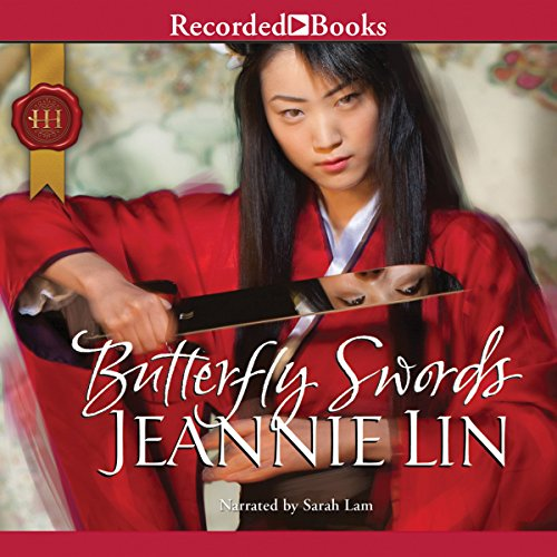 Butterfly Swords audiobook cover art