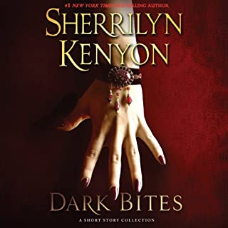 Dark Bites     A Short Story Collection (Dark-Hunter Novels)              Written by:                                                                                                                                 Sherrilyn Kenyon                               Narrated by:                                                                                                                                 Fred Berman                      Length: 20 hrs and 37 mins     3 ratings     Overall 4.7