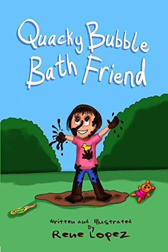 Quacky Bubble Bath Friend (English Edition)