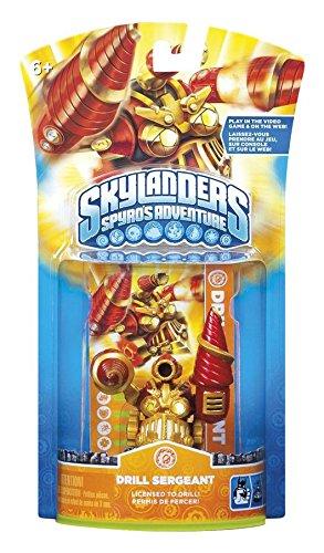 Figurine Skylanders : Spyro's adventure - Drill Sergeant (compatible Skylanders : Giants)