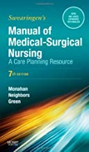 Manual of Medical-Surgical Nursing: A Care Planning Resource, 7e by Monahan PhD RN ANEF, Frances Donovan, Neighbors EdD RN, M [Mosby, 2010] (Paperback) 7th Edition [Paperback]