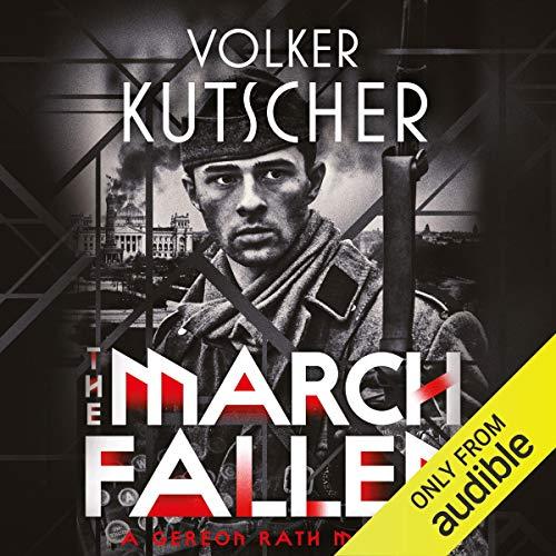 The March Fallen cover art