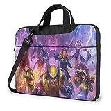 X Men Wo-Lverine Logan 15,6 14 13 Pulgadas Elegante maletín de Negocios Personalizado Paquete de...