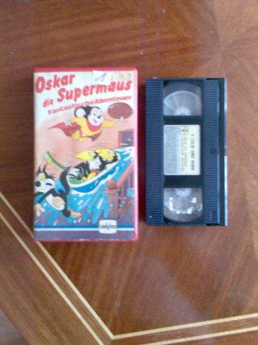 Oskar die Supermaus in: Die verrückten Sänger (Heckle und Jeckle) (Zeichentrick)