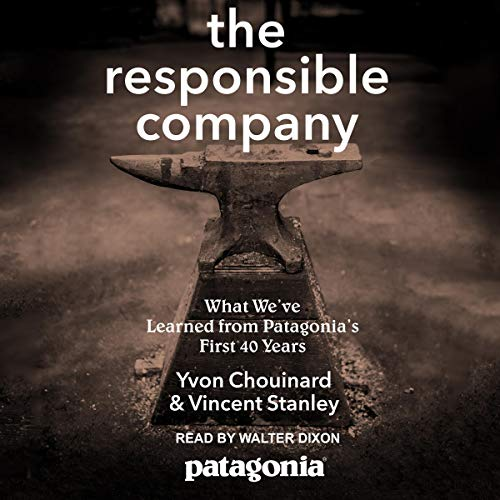 The Responsible Company cover art