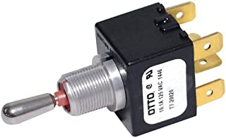 Sno-Pro - A-Frame Jack Switch W/Jumper, Sno-Pro 3000