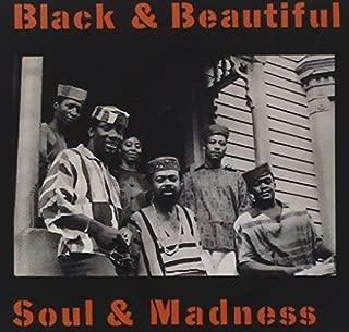 Black & Beautiful Soul & Madness by AMIRI BARAKA / SPIRIT HOUSE MOVERS (2009-11-10)