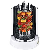 Wonderper Vertical Rotisserie Oven Electric Grill Countertop...