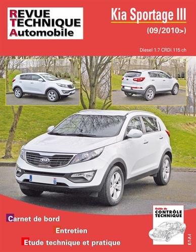 classement un comparer ETAI – Revue technique automobile Edition spéciale 11 KIA SPOE.TAI – Revue technique automobile…