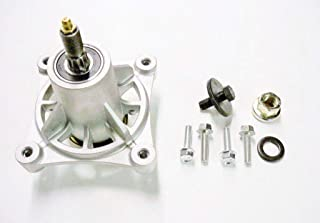Replacement For 174356, 532174356 Spindle Assembly. Mounting Holes Are Tapped (mounting bolts included), Also Includes Blade Bolt (174365) Pulley Locknut (178342) and Spacer (129963 or 187690)