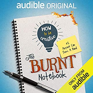 Ep. 1: Anyone Can Form a Band (The Burnt Notebook) cover art