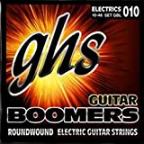 2010 GHS Boomers Light Electric Guitar Strings GBL Pictured