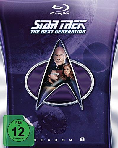 Star Trek - Next Generation/Season 6 [Blu-ray]