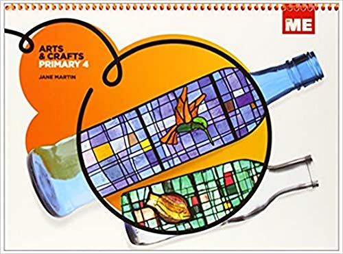 Arts & Crafts Primary 4 (ByMe) - 9788415867036